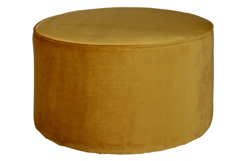 "Hocker ""Sara"" medium oker"