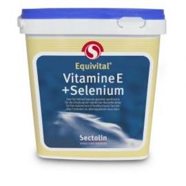 Equivital Vitamine E + Selenium 3kg