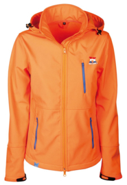 Softshell Jas Dutch Orange