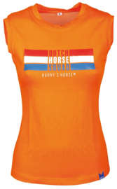 Tanktop Dutch Orange