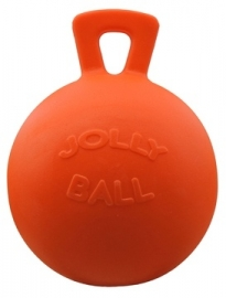 "Jolly Ball ORANJE ""Vanillegeur"" 25 cm"