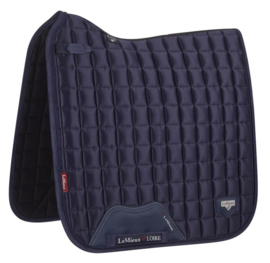LMX Loire Classic Satin Square  Navy