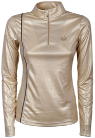 Shirt EQS champagne
