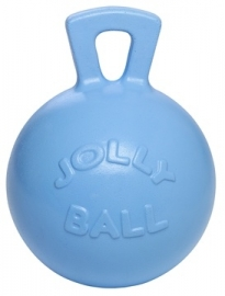 "Jolly Ball BABY BLAUW ""Bosbessengeur"" 25cm"