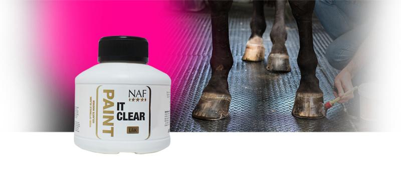 Paint it clear NAF