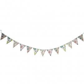 Bunting, vlaggenlijn   pastries and pearls