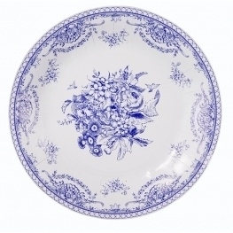 Party Porcelain Large Plates