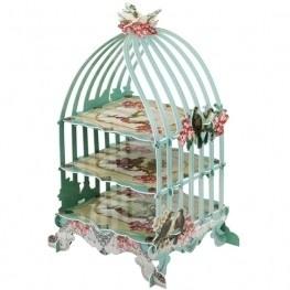 Birdcage cakestand