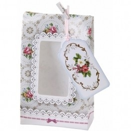 Cookie bags frills and frosting