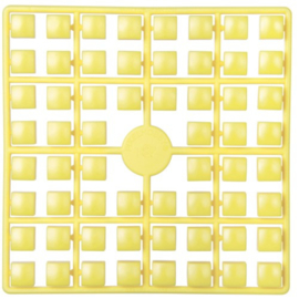 Pixelhobby matje XL 60 pixels citroengeel licht 182