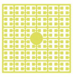 Pixelhobby matje 140 pixels nummer 182 citroengeel licht