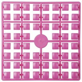 Pixelhobby matje XL 60 pixels cranberryroze middel 220