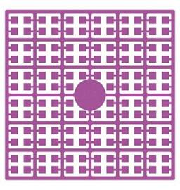 Pixelhobby matje 140 pixels nummer 208 cyclaamroze