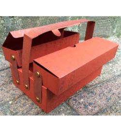 Viva Decor Fancy Box gereedschapskoffer sjabloon 30 x 30 cm 4008.017.00