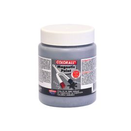 Colorall Magnetic paint (magneet verf) zwart pot 250 ml