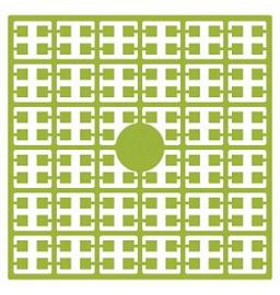 Pixelhobby matje 140 pixels nummer 118 mosgroen licht