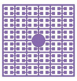 Pixelhobby matje 140 pixels nummer 122 lavendel donker