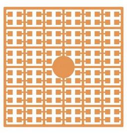 Pixelhobby matje 140 pixels nummer 252 oranje licht