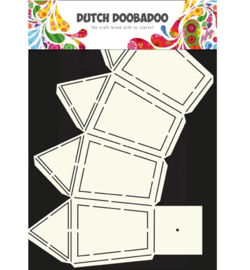 Dutch Doobadoo Stencil Box Art A4 lantern (lantaarn) 470.713.033