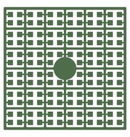 Pixelhobby matje 140 pixels nummer 211 basilicum groen
