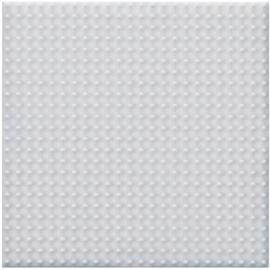 Pixelhobby basisplaat wit flexibel klein 6 x 6 cm