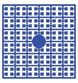Pixelhobby matje 140 pixels nummer 197 oceaanblauw