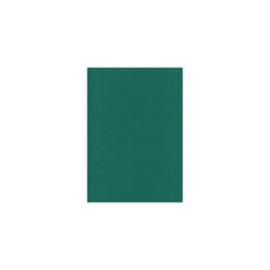 Card Deco linnenkarton A5 (14,8 x 21) emerald 25 vellen 240 grams