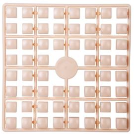 Pixelhobby matje XL 60 pixels abrikoos licht 376