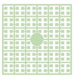 Pixelhobby matje 140 pixels nummer 164 pistachegroen heel licht