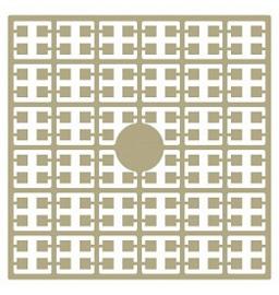 Pixelhobby matje 140 pixels nummer 233 beigebruingrijs