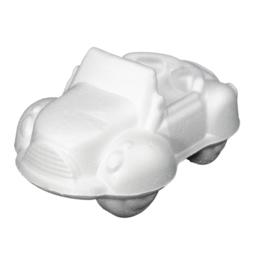 Styropor (piepschuim) auto 17 x 10,5 x 8,5 cm