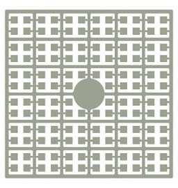 Pixelhobby matje 140 pixels nummer 237 bevergrijs licht