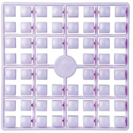 Pixelhobby matje XL 60 pixels lavendel licht 124