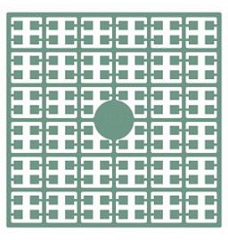 Pixelhobby matje 140 pixels nummer 194 leigroen