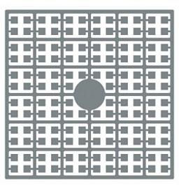 Pixelhobby matje 140 pixels nummer 120 muisgrijs