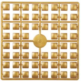 Pixelhobby matje XL 60 pixels goud