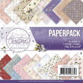 Precious Marieke The Best Christmas Ever paperpack PMPP10032