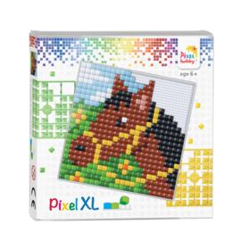 Pixelhobby Pixel  XL set paard 12 x 12 cm