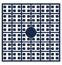 Pixelhobby matje 140 pixels nummer 136 poolblauw donker