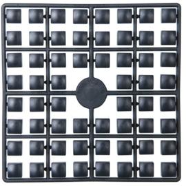 Pixelhobby matje XL 60 pixels zwart 441