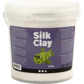 Silk Clay (klei) wit 79125 emmer à 650 gram