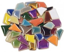Flip keramische mini mix mozaïek bont bakje à 65 gram