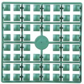 Pixelhobby matje XL 60 pixels smaragdgroen extra 505