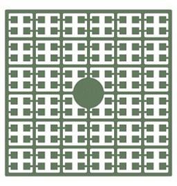 Pixelhobby matje 140 pixels nummer 201 varengroen