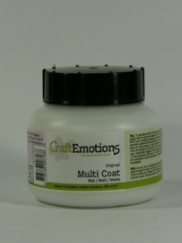CraftEmotions original multi coat mat pot 250 ml