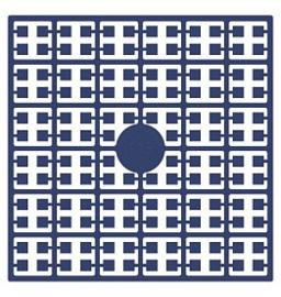 Pixelhobby matje 140 pixels nummer 113 wedgewood blauw donker