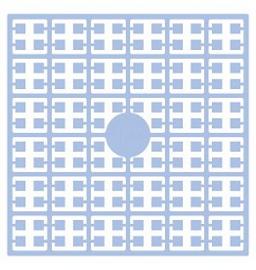Pixelhobby matje 140 pixels nummer 109 duivenblauw licht