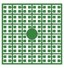 Pixelhobby matje 140 pixels nummer 245 groen
