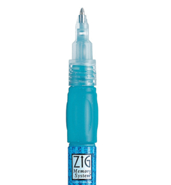 Zig Memory System Squeeze & roll glue pen 2 way glue MSB-10M