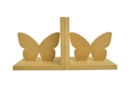 Kaisercraft MDF butterfly bookends (vlinder boekensteunen) SB2179